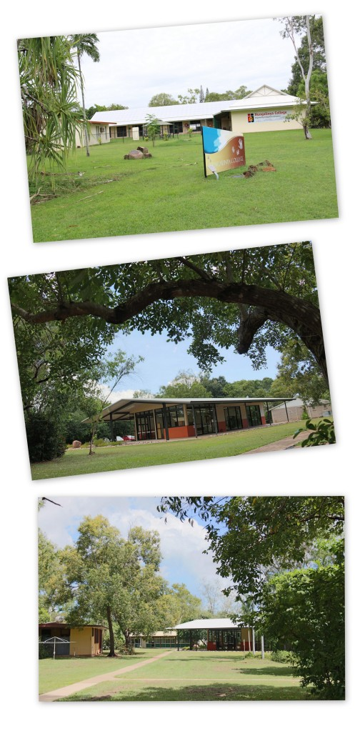 Buildings and grounds